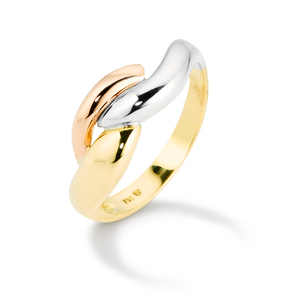 Ring tricolor 750